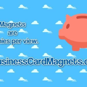 Buy Business Card Fridge Magnets Business CardMagnets For Sale