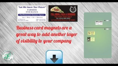 Magnets with Custom Design https://magnetsmagnets.com/bus-cards  A pennies per view advertising