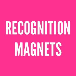 Budget Friendly Recognition Magnets